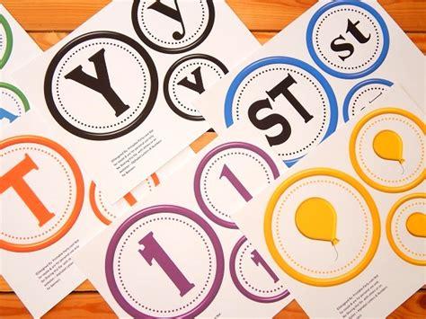 printable alphabet banner pdf 3d circle printable banner letters a z 0 9 create a