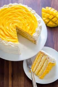 mango kuchen mango cake recipe natashaskitchen