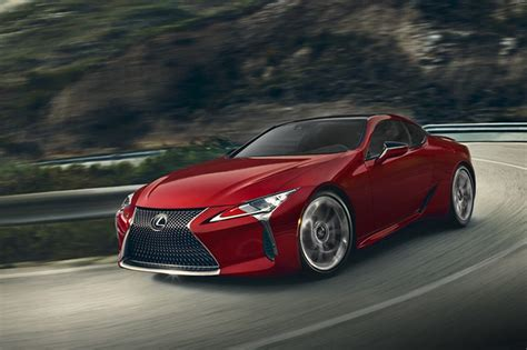 2019 Lexus Lc F by новый Lexus Lc F 2019 фото цена и характеристики обзор