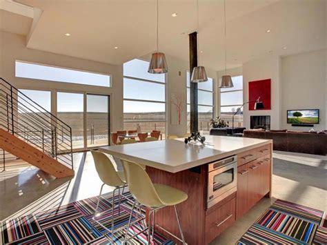 tapis de sol cuisine moderne sol de cuisine un choix pratique et esth 233 tique moderne