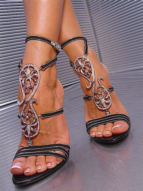 amazing jewelry embellished prom sandals 2014 prom