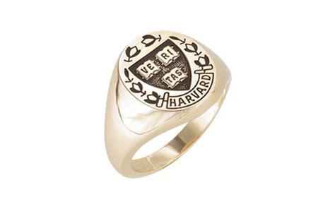 Harvard Mba Ring by Harvard