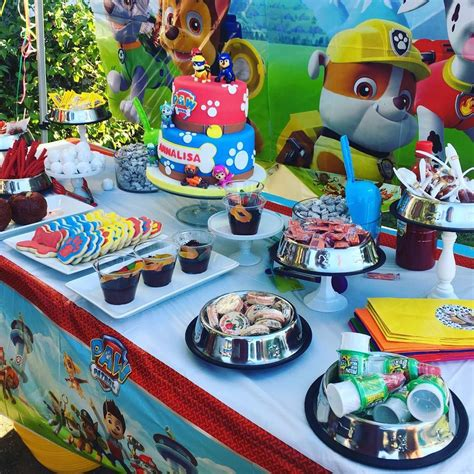 paw patrol table table for a paw patrol inspired elijah s