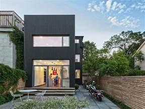 narrow house plans lot modern design interior designs beach