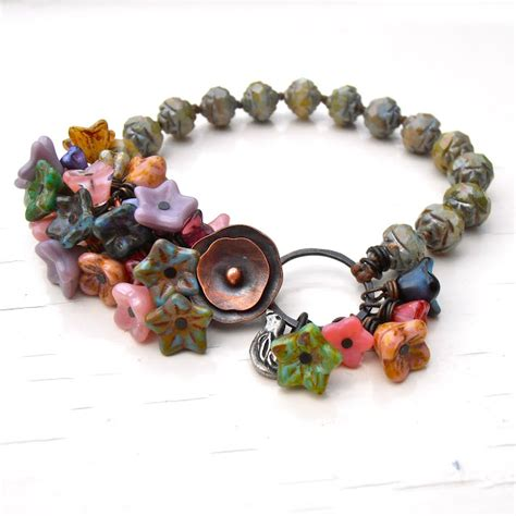 Handmade Beaded Bracelets Ideas - bead studio saturday with of