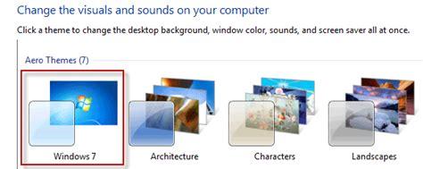 windows 7 desktop themes not working windows 7 aero theme not enabled after deployment autoit