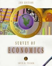 survey of economics 1998 edition open library