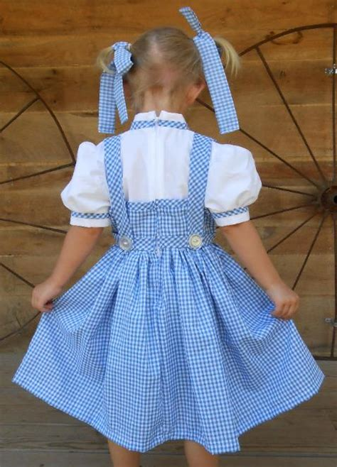 Handmade Dorothy Costume - wehavecostumes handmade quality deluxe dorothy costumes