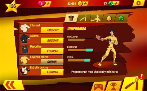 bruce lee android game mod apk descargar bruce lee el juego v1 5 0 6881 android apk