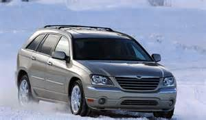 Chrysler Pacifica 2006 Reviews 2006 Chrysler Pacifica Picture 45477 Car Review Top
