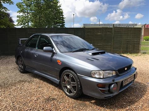 rb5 subaru for sale used 1999 subaru impreza 2 0 rb5 limited edition 4dr for