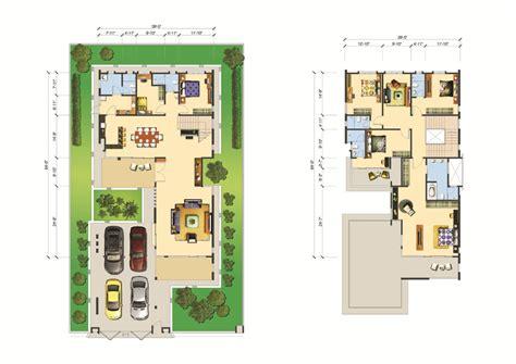 Maisonette Floor Plans Teladan Setia Taman Saujana Heights