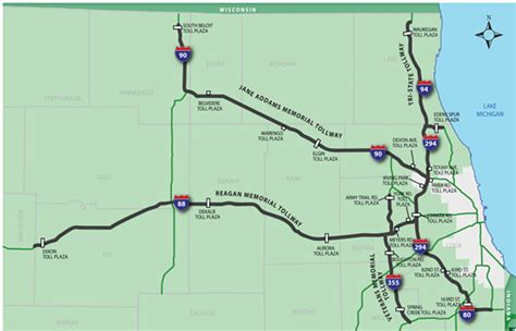 illinois tollway map accelerated construction using precast concrete pavement systems webinar may 30 2013