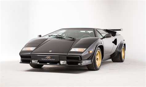 Lamborghini Countach Qv Lamborghini Countach 5000 Qv The Octane Collection
