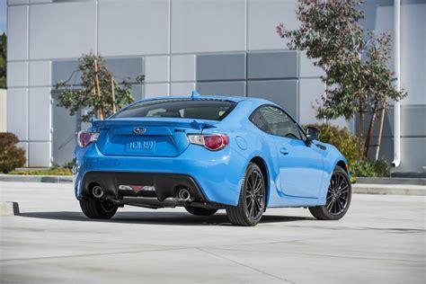2017 Vs 2016 Brz by 2017 Subaru Brz Price Engine Pictures News Specs