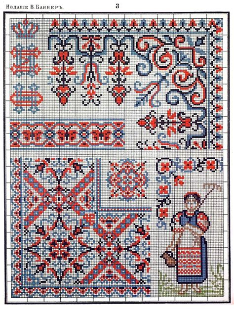 pinterest russian pattern traditional russian 18th century embroidery pattern