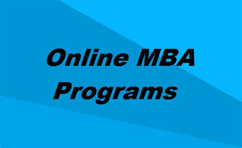 Opportunities After Distance Mba by Best Mba Programs In India Fees Courses Colleges