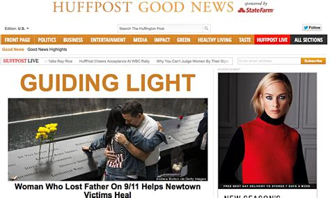 huffington post sections 404 guardian news media