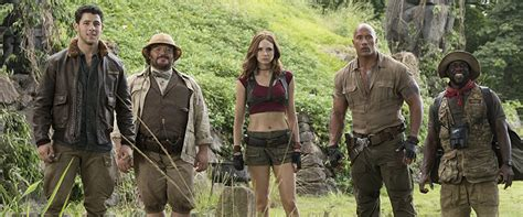 film jumanji welcome to the jungle sub indo kisah film jumanji 4 film hollywood paling dinanti di