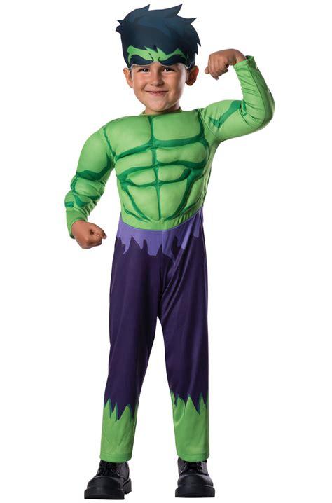 deluxe hulk toddler costume purecostumescom