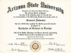college degree template free printable college degree templates asu