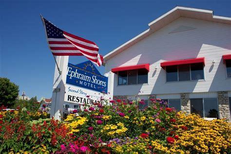 Lodging In Door County by Door County Lodging Options In Ephraim Egg Harbor Fish