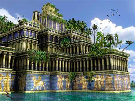 imagenes jardines babilonia babilonia a trav 233 s de los siglos apuntes de historia