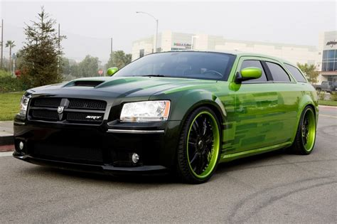 green dodge magnum the world west coast customs 174