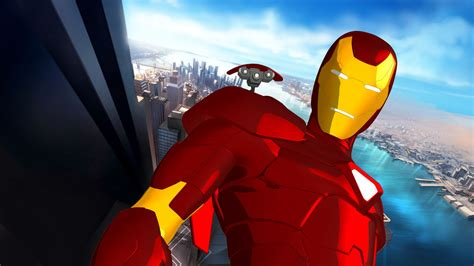 iron man armored adventures netflix
