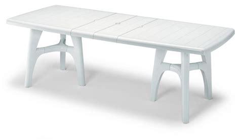 tavoli in plastica per esterno ideapiu tavolo in plastica tavolo allungabile tavolo