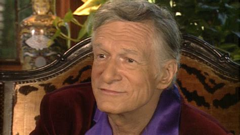 Hugh Hefner Shares His Fashion Tips by Advice From Hugh Hefner Looking Back At The