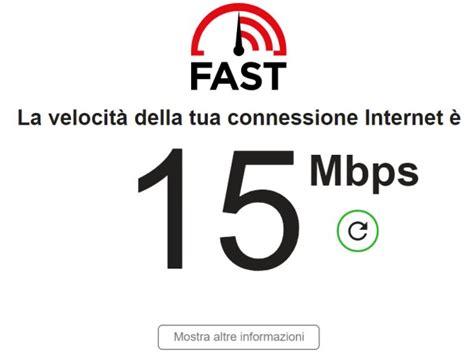 test adsl affidabile speed test affidabile porta il suo anche in italia