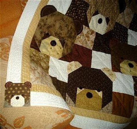 Teddy Quilts by Teddy Quilt Pattern Quilts For Babies Or