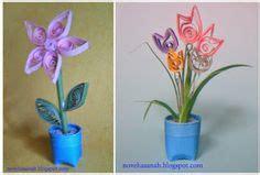 tutorial membuat bunga dari kertas bekas nove hasanah 12 tutorial cara membuat prakarya bunga dari
