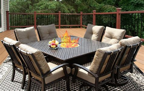7 piece outdoor dining set clearance ebay patio furniture