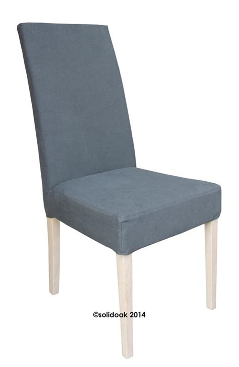 High Back Dining Chair Covers Vento Cover High Back Fabric Dining Chair From Solidoak Dining Tables