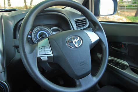 Steering Rack Avanza Malaysia toyota avanza 1 5s test drive review autoworld my