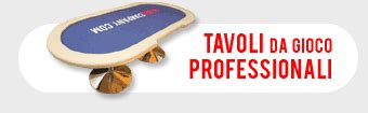 tavoli hold em usati tavoli da hold em professionali slam fiches