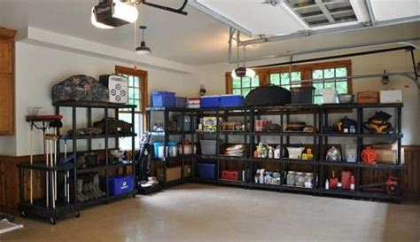 garage cleaning and organizing benefits of a clean organized garage top shelf garage
