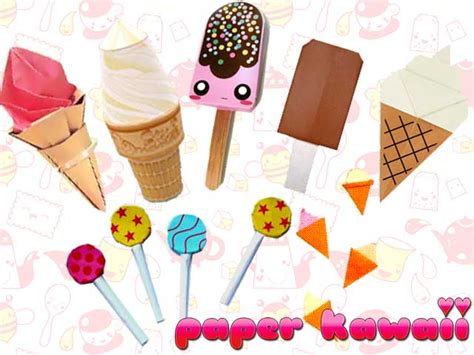Kawaii Paper Crafts - free kawaii papercraft image search results