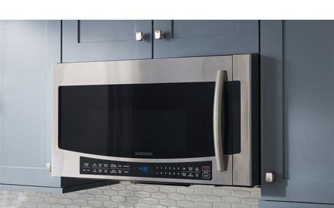 the stove microwave home appliances microwaves samsung us