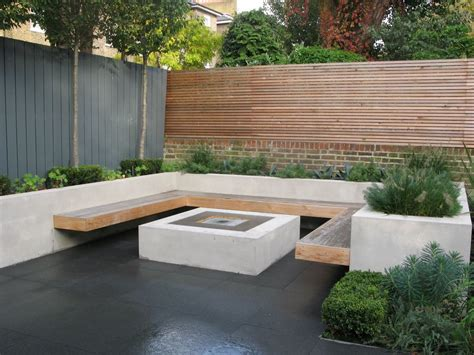 bench seating ideas chill out garden 2 copyright charlotte rowe garden design