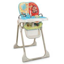 fisher price baby zoo high chair ebay