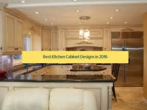Top Kitchen Designs Best Kitchen Cabinet Designs In 2016 Homearttile