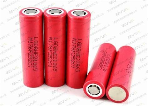 Battery Vapor Vape Vaporizer Lg He4 18650 Li Ion 2500mah 37v Flat Top best 18650 batteries for sub ohm vaping