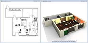 Interior Design Plan by Interior Design Planning