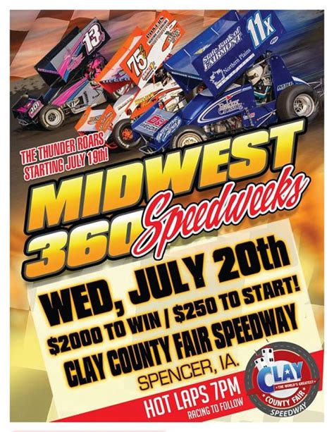 midwest motor supply co midwest 360 speedweek arnold motor supply