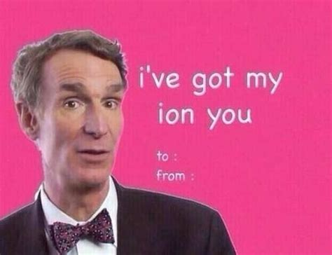Valentines Meme Card - bill nye funny face car memes cute valentine ideas
