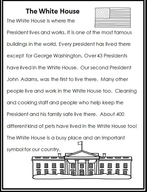 facts about the white house a first for everything american symbols
