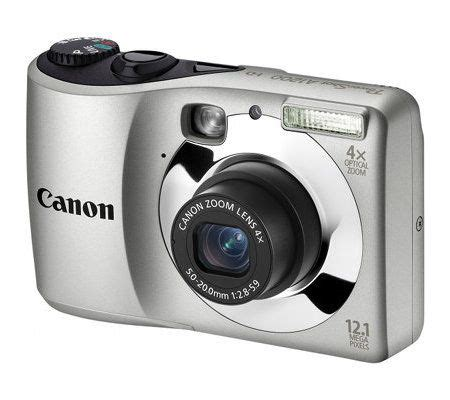 canon powershot a1200 : test complet appareil photo